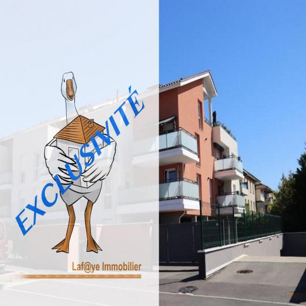 Offres de vente Appartement Serpaize 38200