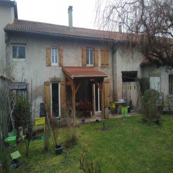 Offres de vente Maison de village Villette-de-Vienne 38200