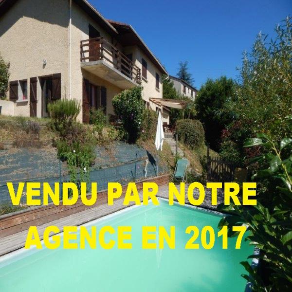 Offres de vente Villa Vienne 38200